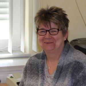 Steuerfachangestellte Gabriele Walter