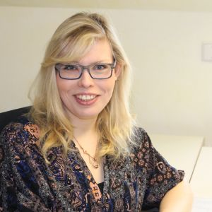 Bilanzbuchhalterin Loreen Nölker